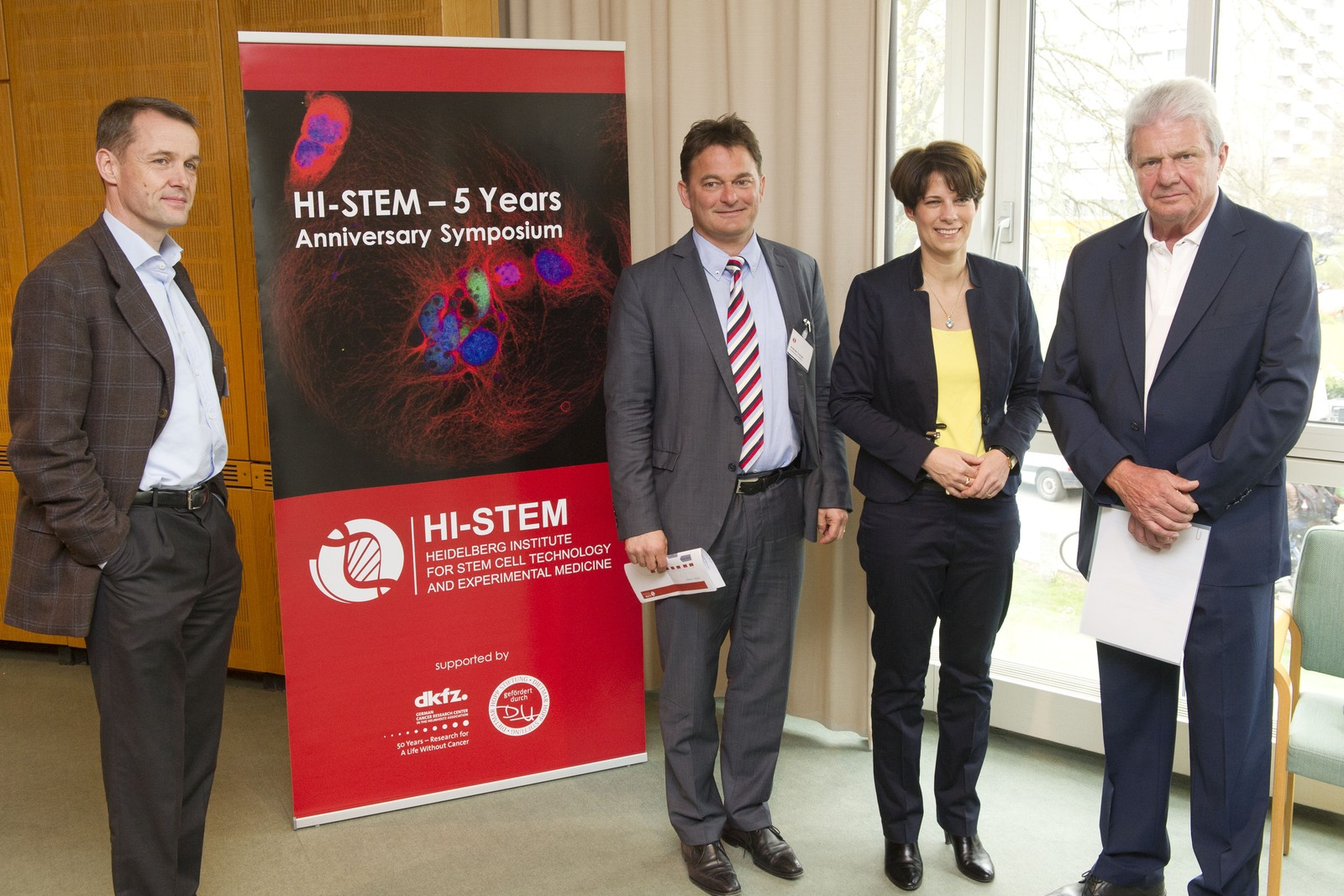2014: Symposium on the occasion of the fifth anniversary of HI-STEM
