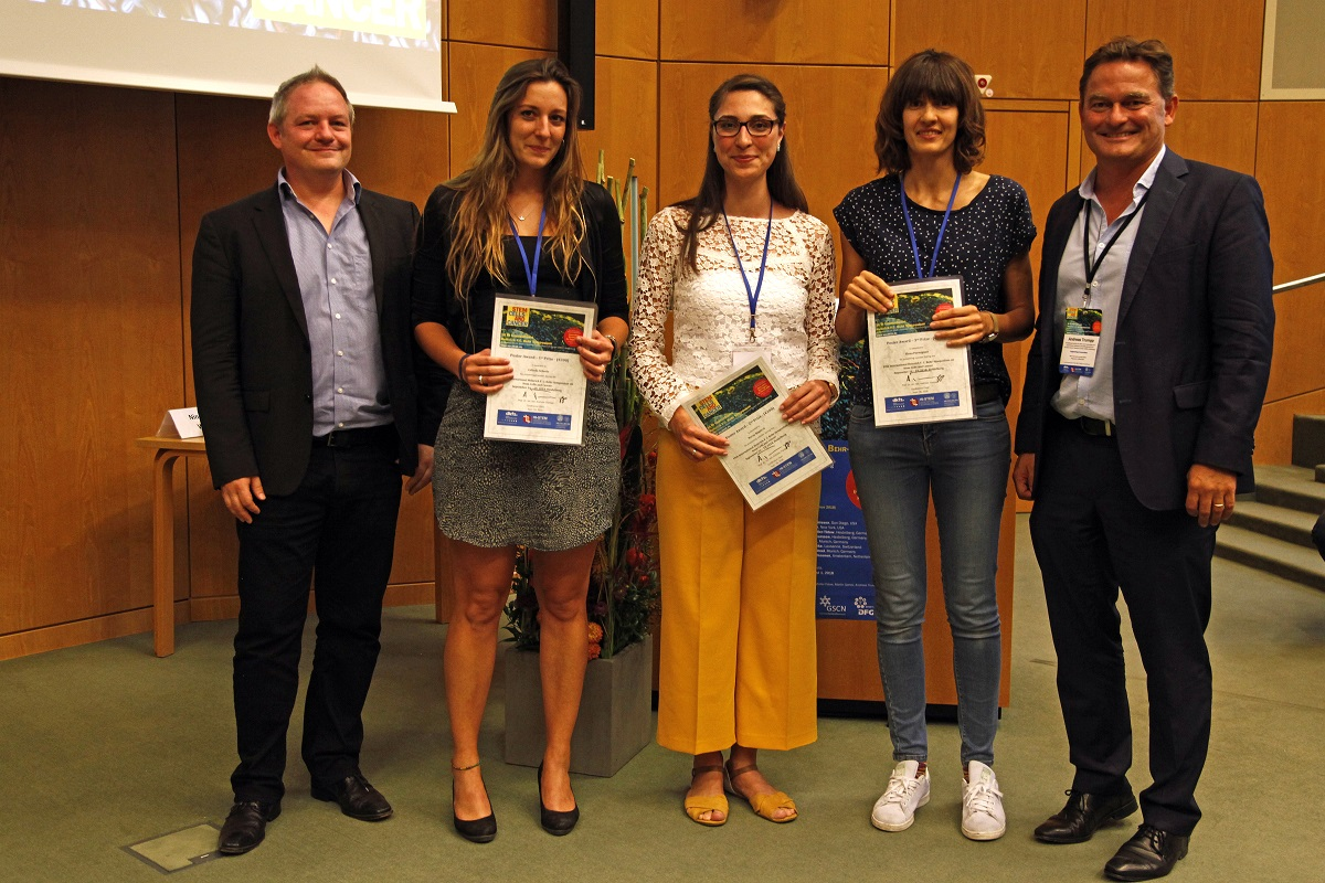 SCC 2018 Poster Prize Winners